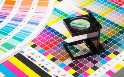 Różnice między CMYK a RGB